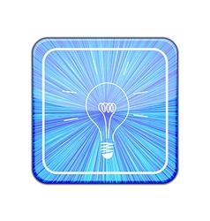 version Idea icon Eps 10 vector image