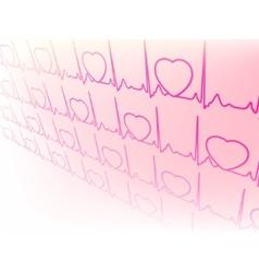 Electrocardiogram wave vector