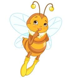 Femininity Bee vector