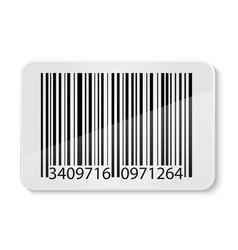 bar code stock vector image