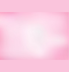 abstract blurred soft focus bright pink color vector image