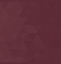 Maroon monochrome triangle mesh seamless grid vector