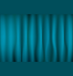theater stage blue curtain art background vector image