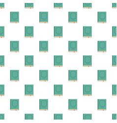 book design pattern seamless vector image