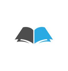 Book icon graphic design template simple vector