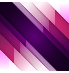 Abstract purple and violet triangle shapes vector