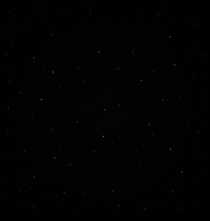 background-stars-silver vector image