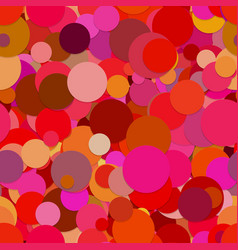 Seamless abstract purple random dot background vector