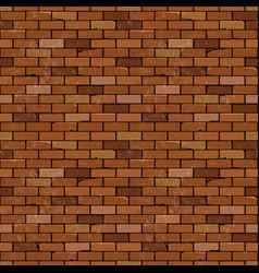 wall brick decorative tiles vector image