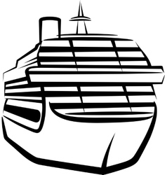 Simple with a ship vector