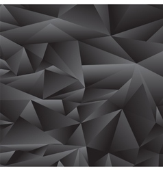 Abstract Grey Polygonal Pattern vector image