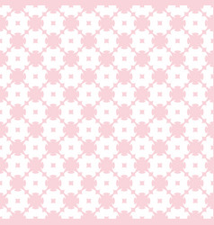 Ornamental seamless pattern in soft pastel colors vector