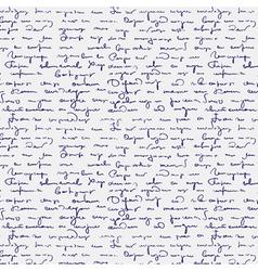 Seamless abstract handwritten vector