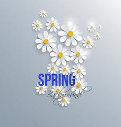 Spring background 4 vector