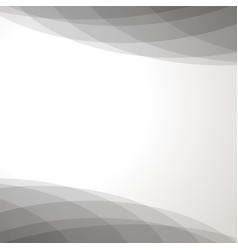 White and grey abstract background vector