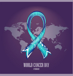 world cancer day-02 vector image