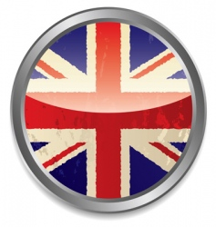 British flag icon vector image