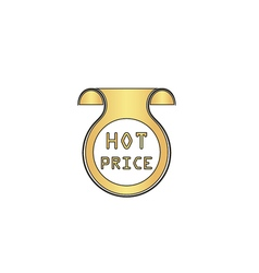 Hot price computer symbol vector