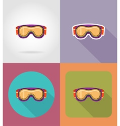 Sport flat icons 31 vector