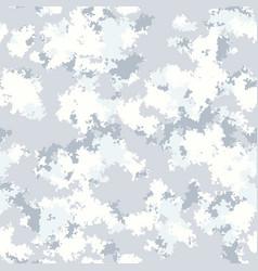 fashion camo design digital camouflage pattern vector image