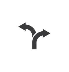 Way icon design vector