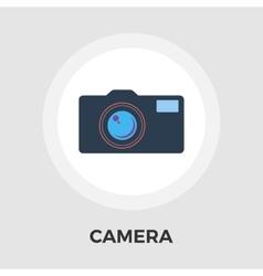 Camera Line Icon vector image