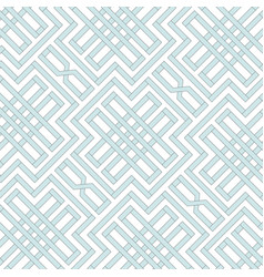 retro repetitive wallpaper - vintage pattern vector image