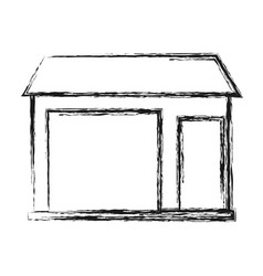 warehouse icon image vector image