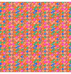 ethnic pattern in bright colors vector image