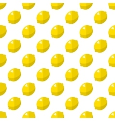 Lemon pattern seamless vector image