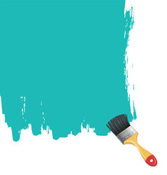 Brush back vector