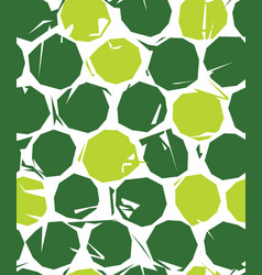Grunge dots seamless pattern vector
