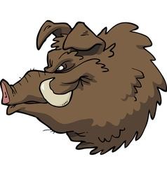 boars head vector image vector image