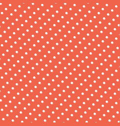 Abstract red background point vector