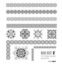 al 0605 ornament 01 vector image