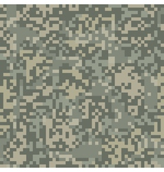 arid area camouflage seamless pattern vector image
