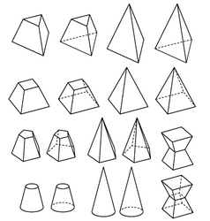 Solid geometry vector