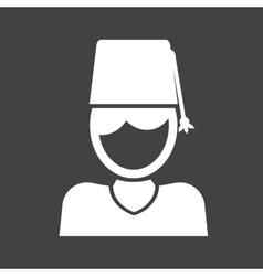 Turkish Man vector image