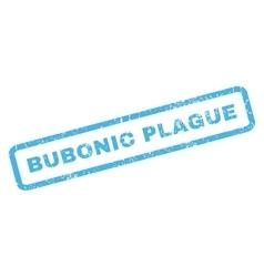 Bubonic Plague Rubber Stamp vector