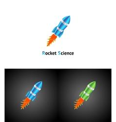 Rocket Symbol vector