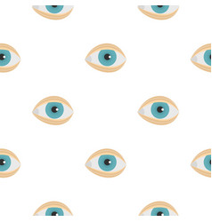 Blepharoplasty pattern seamless vector