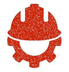 Development grunge icon vector