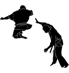 Kyokushinkai karate vector