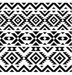 Tribal seamless pattern vector