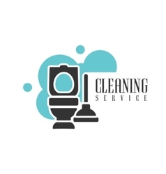 House And Office Cleaning Service Hire Logo vector