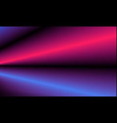 modern neon background design vector image