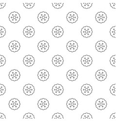 Biscuits pattern seamless vector