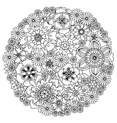 Daisy Coloring Pages Vector Images Over 160