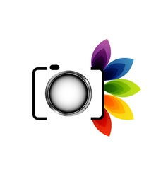 Photography logo vector