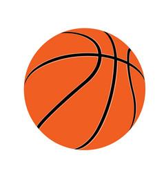 basketball 01 vector image